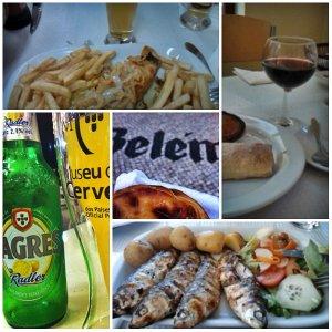 Lisboa comida